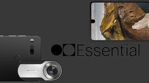 เปิดตัวแล้ว!! Essential PH-1 สมาร์ทโฟนจอไร้ขอบจากผู้คิดค้น Android