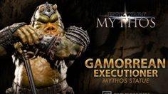 Gamorrean Executioner-Mythos จาก Sideshow