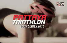 Pattaya Triathlon Tour Series 2015