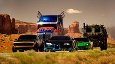 ส่องรถ 9 รุ่นสุดเจ๋ง จากจักรวาล Transformers