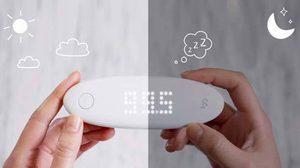 Earmo Smart Ear Thermometer เครื่องวัดอุณหภูมิร่างกายผ่านหูช่วยแจ้งเตือนอาการป่วย