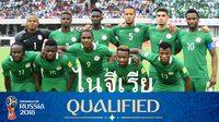 ฟุตบอลโลก2018: ไนจีเรีย ขาประจำจากแดนกาฬทวีป