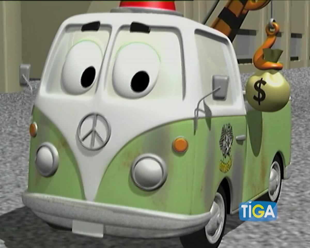 ตัวอย่าง Little Car สี่ล้อซ่า ยอดนักแข่ง
