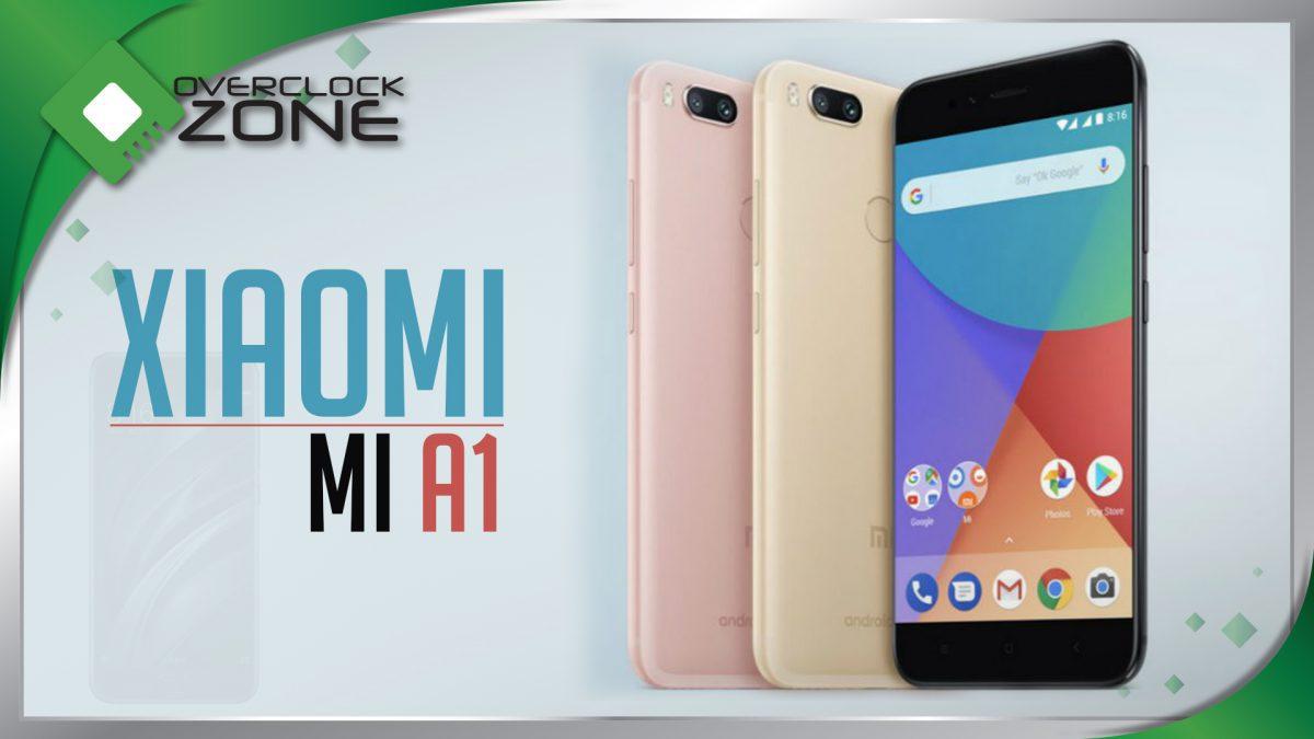 รีวิว Xiaomi Mi A1 : Android One Smartphone