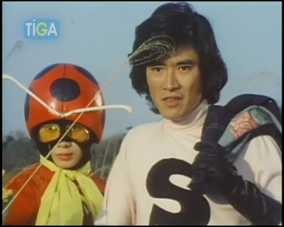 Masked Rider Stronger ตอนที่ 4-2