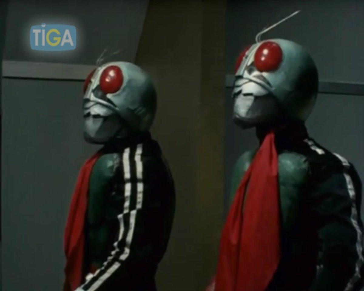 Masked Rider V3 ตอนที่ 1-3