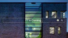 Oppo F7 เผยทีเซอร์มีรอยบากแบบ iPhone X ใช้กล้องเซลฟี่สวย 25MP พลัง AI