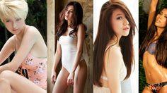 สุดติ่ง…ภาพเบื้องหลัง A'lure Magazine Vol.75 กับ 4 สาวนางแบบสุดเซ็กซี่ ประจำ เดือนพฤษภาคม