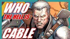 ประวัติ Cable ซูเปอร์ฮีโร่จาก X-Men ผู้มีพลังจิตสูงสุดในจักรวาล คู่ปรับ Deadpool