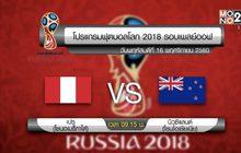 ผลฟุตบอลโลก 2018 รอบเพลย์ออฟโซนยุโรป