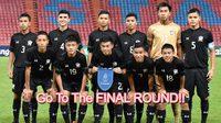 อย่างเป็นทางการ !! U16 ทีมชาติไทย คว้าสิทธิ์เข้ารอบสุดท้ายชิงแชมป์เอเชีย