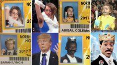 เกรียนได้โล่!! รูปติด บัตรประจำตัว สุดฮา ของนักเรียน ม.ปลาย ในรัฐมิชิแกน