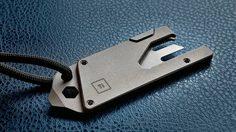 ตัวเดียวเอาอยู่ Titanium Pocket Tool มีดพกแบบใหม่ ทำได้เกินตัว