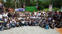 Lamina เดินหน้ากิจกรรม รักษ์โลกกับลามิน่า ปลูกฟื้นฟูป่า 50 ไร่ จำนวนต้นไม้กว่า 100,000 ต้น