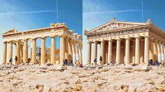 7 สถานที่ท่องเที่ยวประวัติศาสตร์ กลับมามาอยู่ในสภาพเดิมในยุคปัจจุบันจะเป็นยังไง