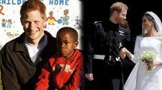 ไม่ลืมมิตรภาพ! เจ้าชายแฮร์รี่ ส่งคำเชิญให้เด็กกำพร้าเข้าร่วมพิธีเสกสมรส