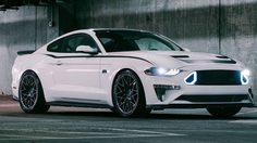 Ford เตรียมจัด Mustang RTR 2018 ขุมพลัง 700 แรงม้าเข้าอวดโฉมที่งาน SEMA