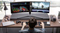 Samsung เปิดตัว CHG90 QLED Monitor ปฏิวัติการเล่นเกมและการทำงานอย่างเหนือชั้นหน้าจอโค้ง 49 นิ้ว