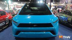 City EV Concept รถยนต์ไฟฟ้าฝีมือคนไทย 100%