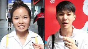 ขอฟังเสียงวัยรุ่นไทย คิดว่าใครปังกว่า!!! พี่ชมพู่ VS พี่ใหม่