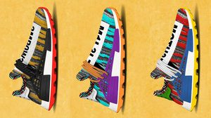 Pharrell x adidas Originals Afro NMD Hu Pack กำเงินกันไว้ให้ดี ปลายปีนี้เจอกัน