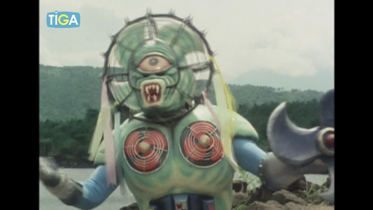 Masked Rider Super One ตอนที่ 43-3