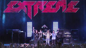 มันส์สะใจชาวร็อก! วง EXTREME เปิดซิงคอนเสิร์ตครั้งแรกในไทย!!