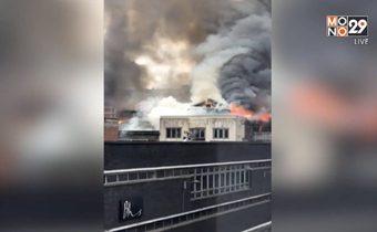 ไฟไหม้ครั้งใหญ่ในสกอตแลนด์