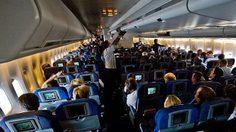 รวมเรื่องเด็ด วีรกรรมผู้โดยสารตัวป่วนบนเครื่องบิน