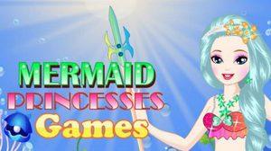 เกมส์แต่งตัวเจ้าหญิงนางเงือก Mermaid Princesses