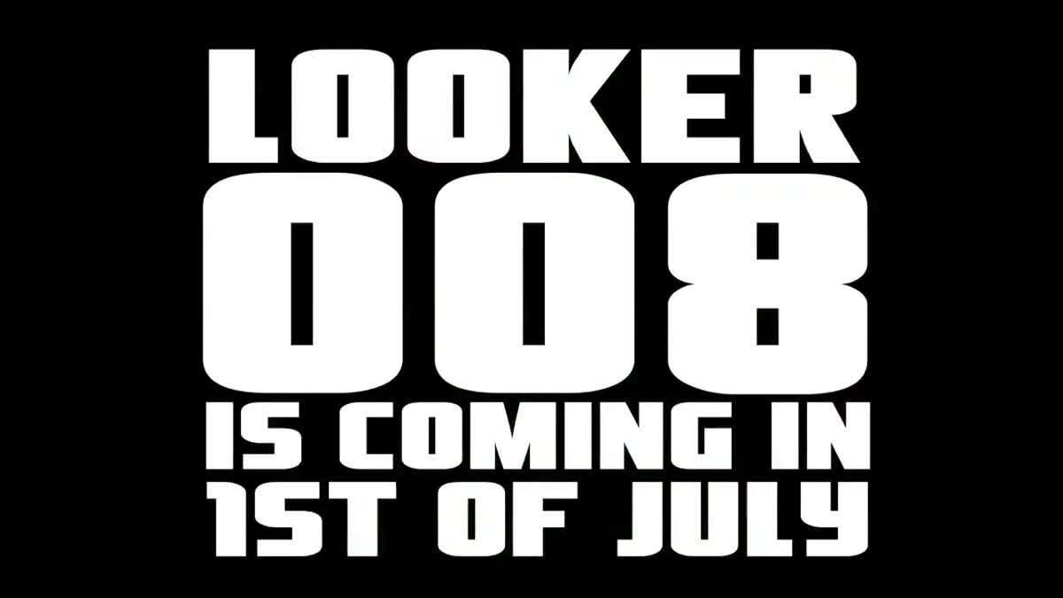 LOOKER 008 is coming in the 1st of July 2011
