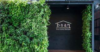 อยากกินอาหารไทยต้องร้านนี้เลย 'BAAN RESTAURANT'