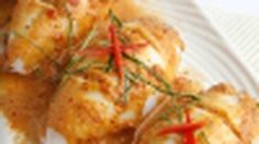 ฉู่ฉี่ปลาหมึกยัดไส้ เมนูเด็ดจากไมโครเวฟ