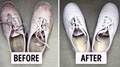 หน้าฝนมาเยือน! มาทำความสะอาด รองเท้าขาว ให้เหมือนใหม่กันเถอะ!