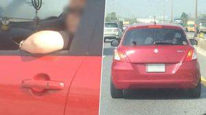 ช็อก ! หนุ่มในรถแดงขับขวางรถฉุกเฉิน เป็น จนท.สถาบันการแพทย์ฉุกเฉินฯ