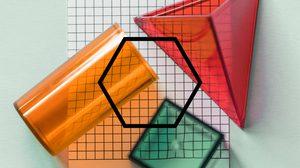 คำศัพท์คณิตศาสตร์ และ รูปทรงต่างๆ