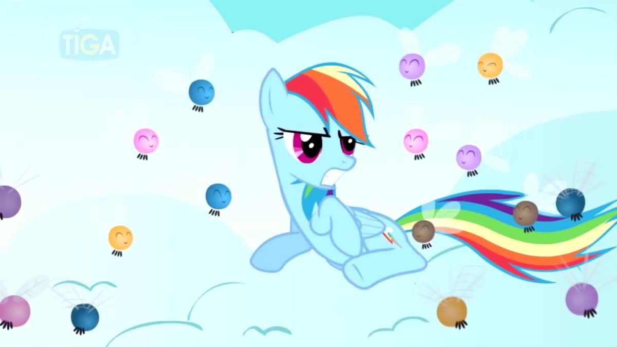 My Little Pony Friendship is Magic: มิตรภาพอันแสนวิเศษ ปี 1 Ep.10/P2