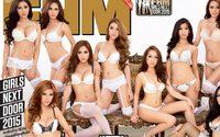 เปิดตัว 10 สาวข้างบ้านสุดเซ็กซี่ FHM GND 2015