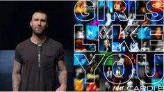 Maroon 5  ดึง Cardi B ร่วมแจมเพลงใหม่ 'Girls Like Do'