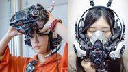 น่าโดนมาก! เครื่องประดับไซเบอร์พังค์ที่กำลังอินเทรนด์สุดๆ ในญี่ปุ่น