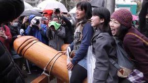 เทศกาล กระปู๋ ในประเทศญี่ปุ่น งานที่สาวๆ ดูมีความสุขอย่างบอกไม่ถูก