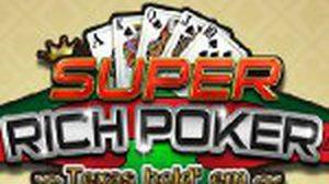 Super Rich Poker เกมไพ่โป๊กเกอร์พร้อมลุยเปิดให้เล่น เมษายนนี้