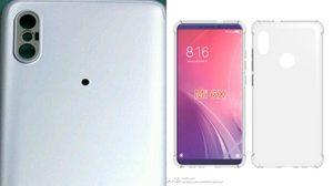 โซเชี่ยลเผย ชิ้นส่วนฝาหลัง Xiaomi Mi 6X มาพร้อมกล้องหลังคู่แนวตั้ง