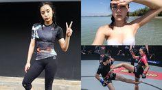 สาวลูกครึ่งไทย-ญี่ปุ่น ริกะ อิชิเกะ นักสู้ MMA ที่หนุ่มๆ หลายคนต้องยอมสยบ