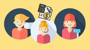 ฐานเงินเดือน รายได้ของแต่ละอาชีพ ในปี 2561 เด็กใหม่รู้ไว้จะได้เรียกเงินเดือนถูก