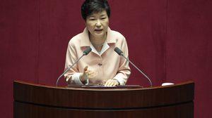 จำคุกอดีตประธานาธิบดี เกาหลีใต้ 24 ปี ปรับ 18,000 ล้านวอน