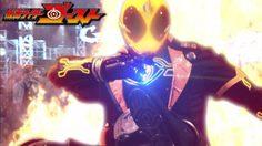 เผยข้อมูลของ Kamen Rider Ghost ฮีโร่ตัวใหม่ของแดนปลาดิบ!!