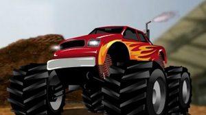 เกมส์รถบิ๊กฟูตวิบาก Top Truck