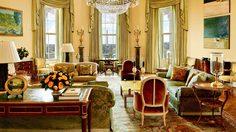 ส่อง 15 ภาพห้องสวยๆ ภายใน ทำเนียบขาว ยุค อดีตประธานาธิบดี บารัค โอบาม่า