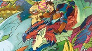 Monster Hunter Stories ผจญภัยธีมการ์ตูน ปรองดองเหล่ามอนสเตอร์